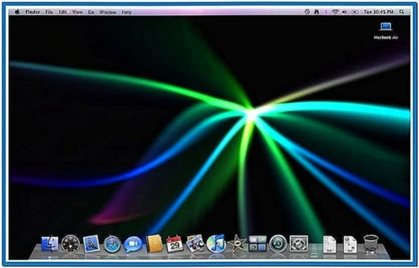 Screensavers PC desktop