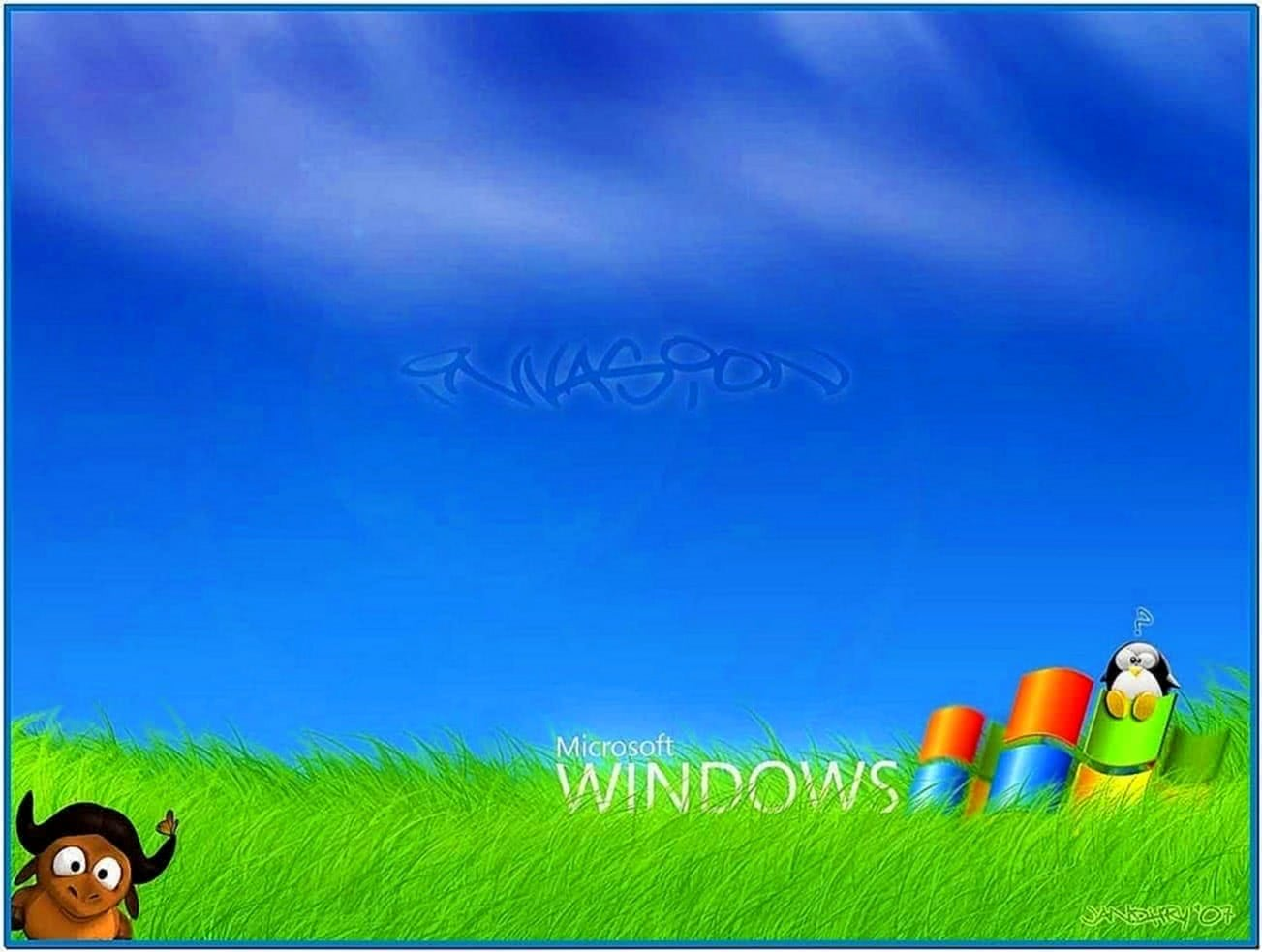 Screensavers PC Vista