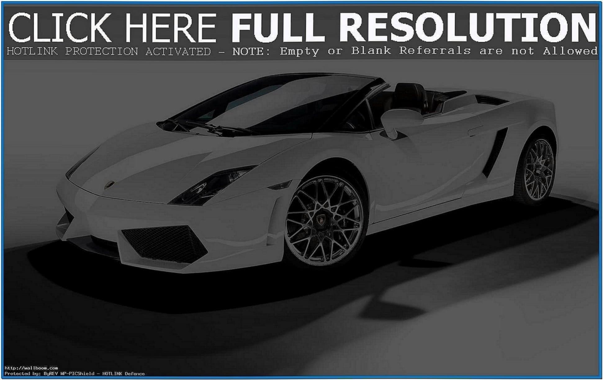 Screensavers Wallpaper Car