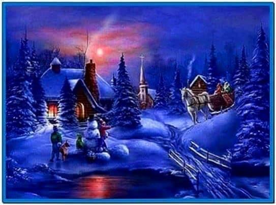 Screensavers Wallpaper Christmas