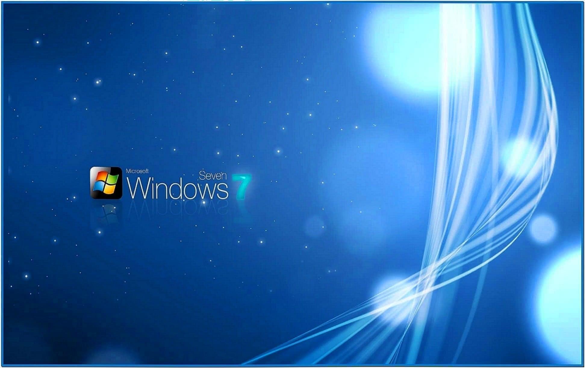 Screensavers Windows 7 64bit