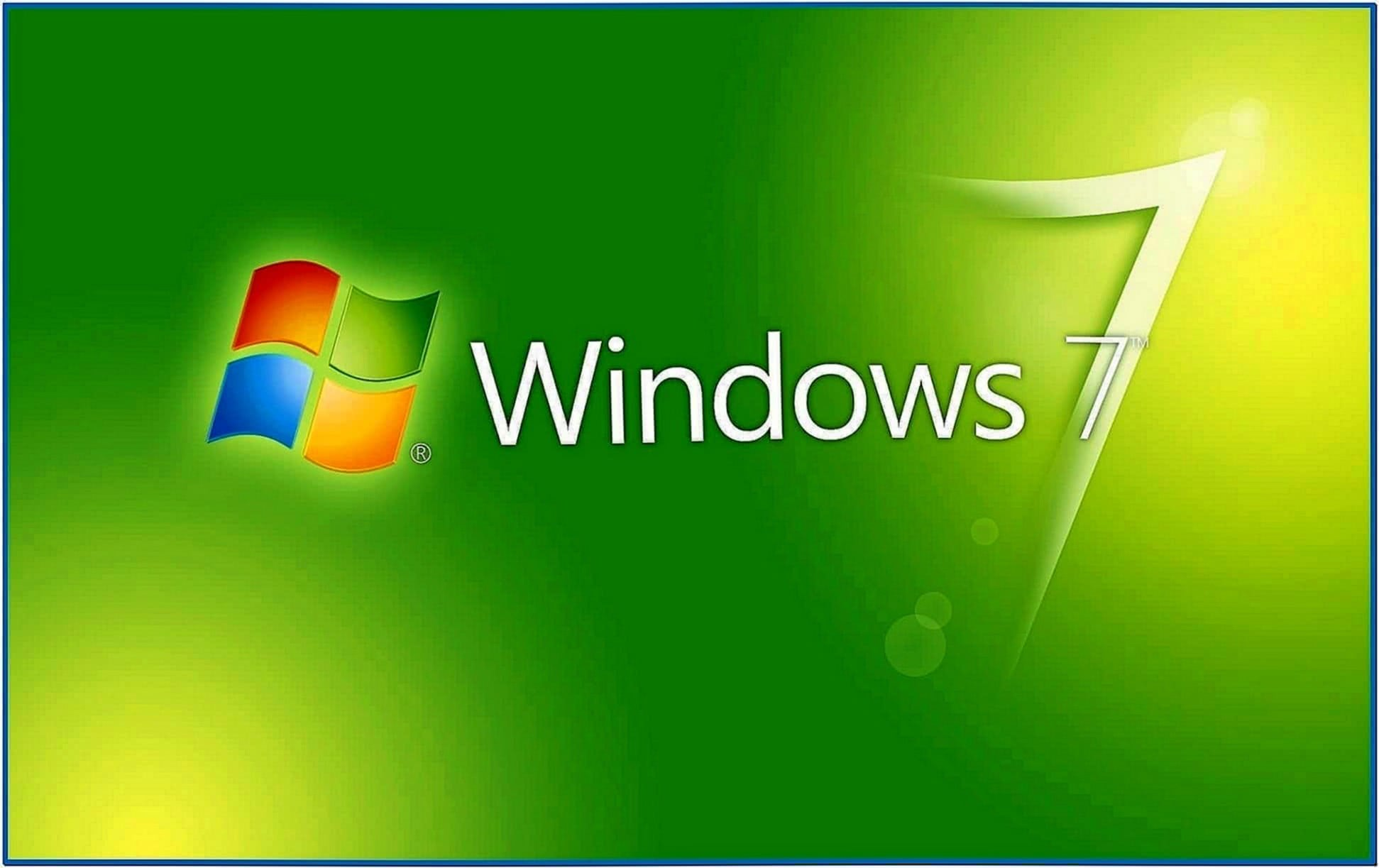 Screensavers Windows 7 Computers