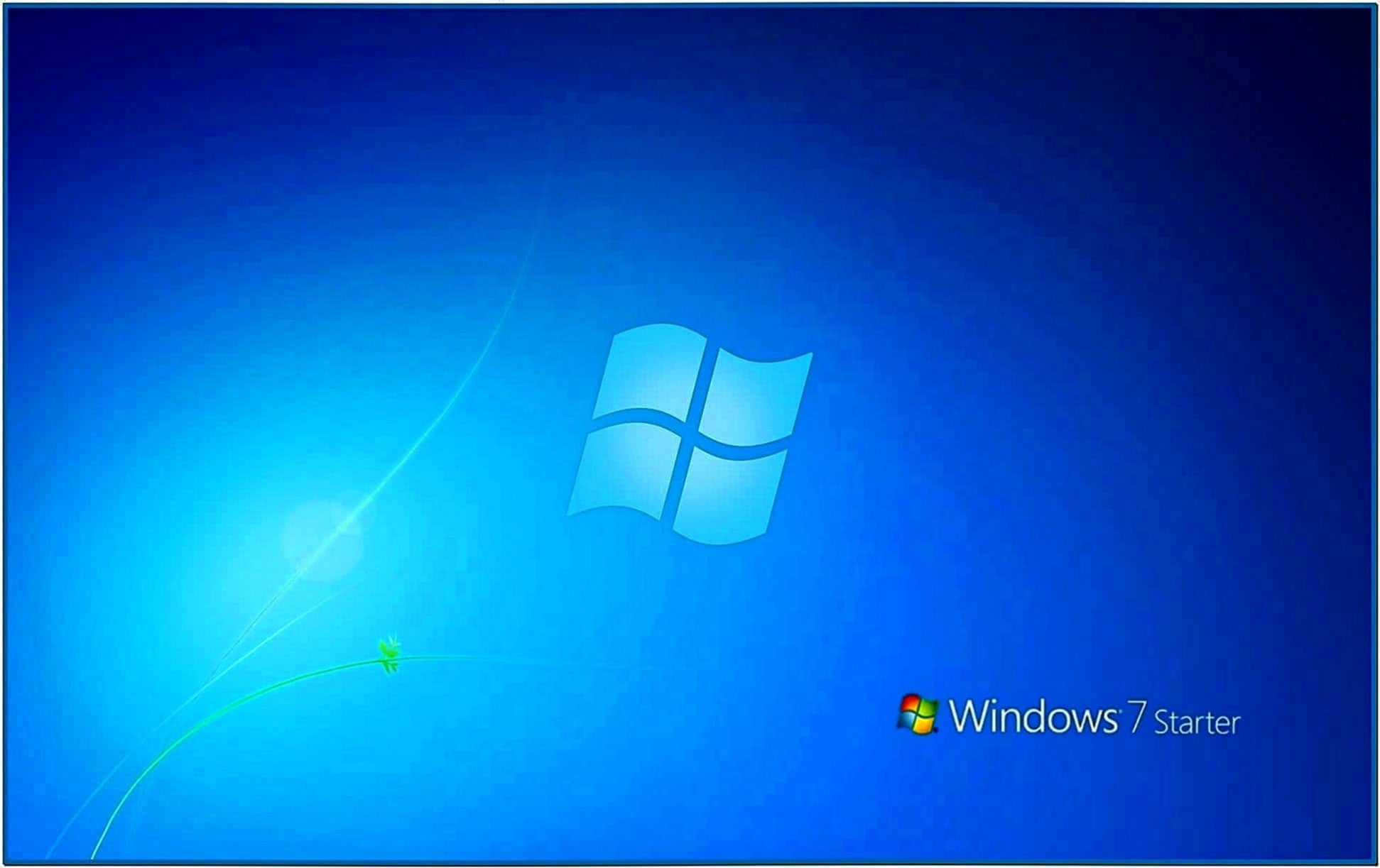 Screensavers Windows 7 Home Basic