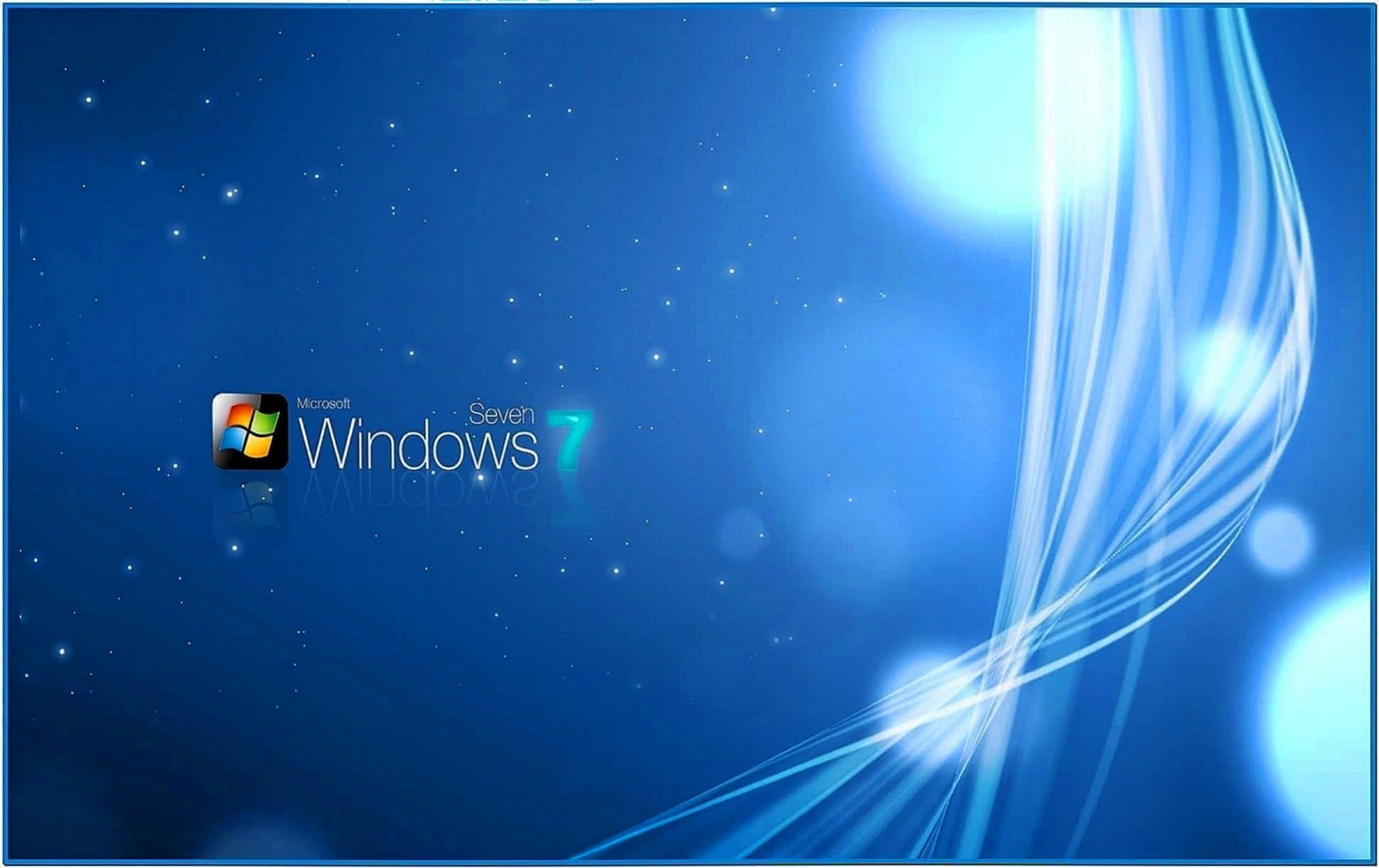 Screensavers Windows 7 Ultimate 64bit