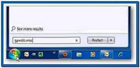 Set Screensaver as Desktop Wallpaper Windows 7
