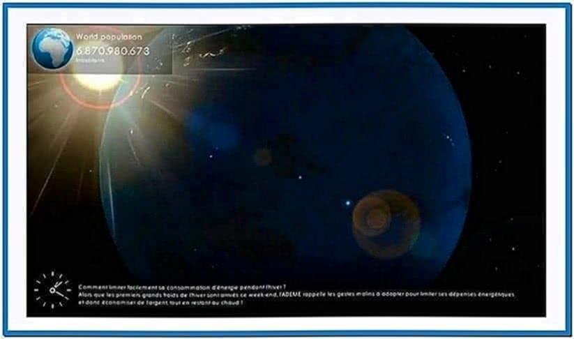 Shiva 3D Earth Screensaver HD 2.5