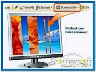 Slideshow Screensaver Crawler