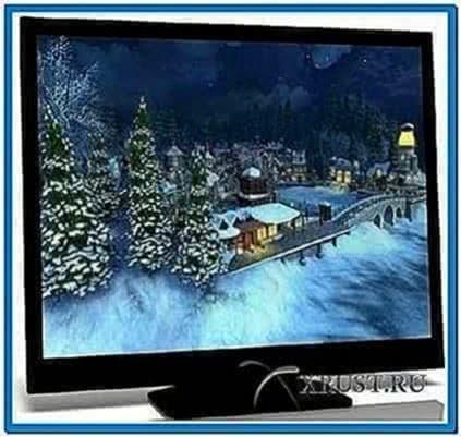 Snow Village 3D Screensaver 1.1.0.3