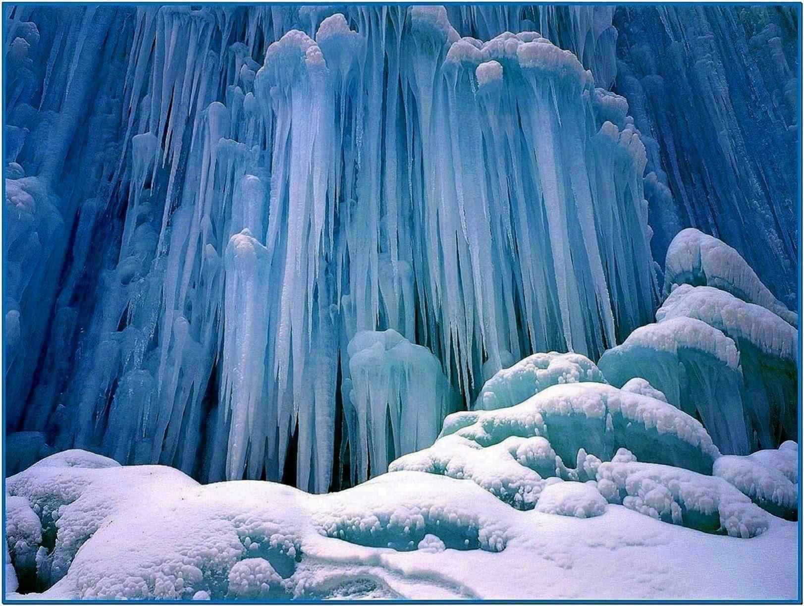 Snowy winter screensaver mac - Download free