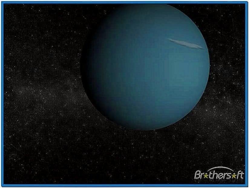 Solar System 3D Screensaver 1.0