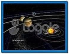 Solar System 3D Screensaver 1.4