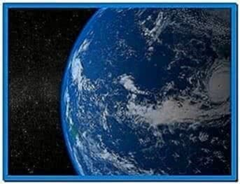 Solar System Earth 3D Screensaver 1.4