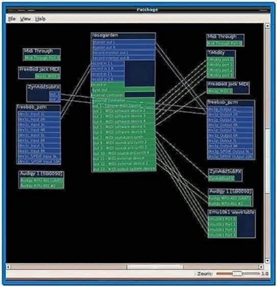 Sonar screensaver ubuntu - Free download
