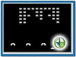 Space Invaders Screensaver Mac