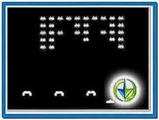 Space Invaders Screensaver Mac