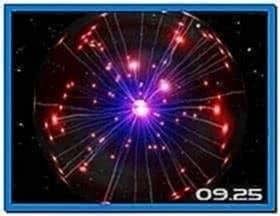 Space Plasma 3D Screensaver Code