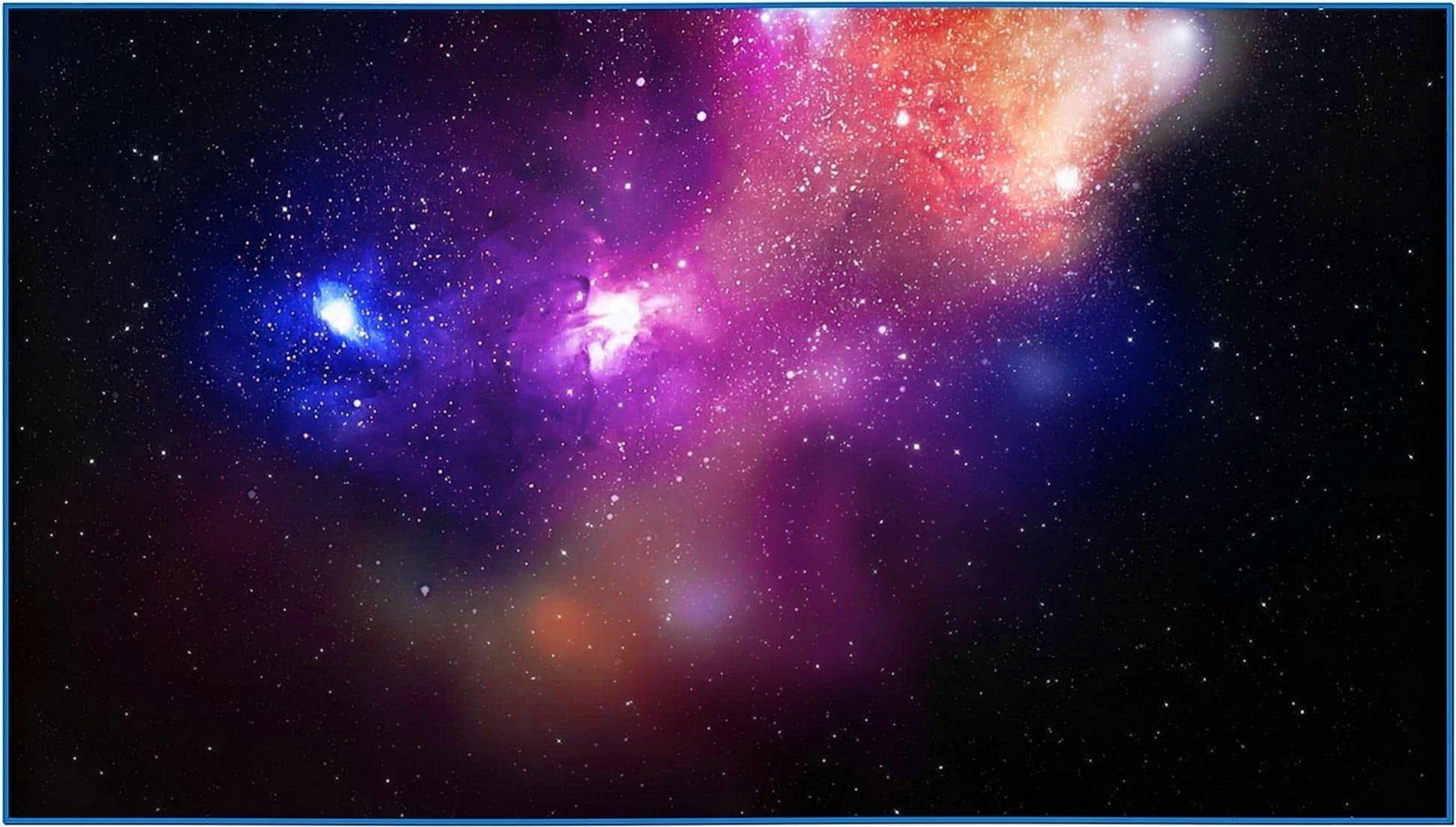 Space Screensaver Mac Lion
