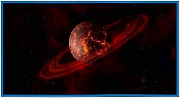 Space Travel Screensaver Windows 7