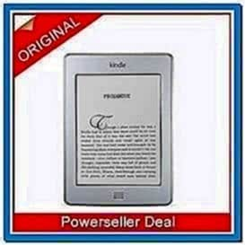 Special Offers and Sponsored Screensavers Kindle Touch