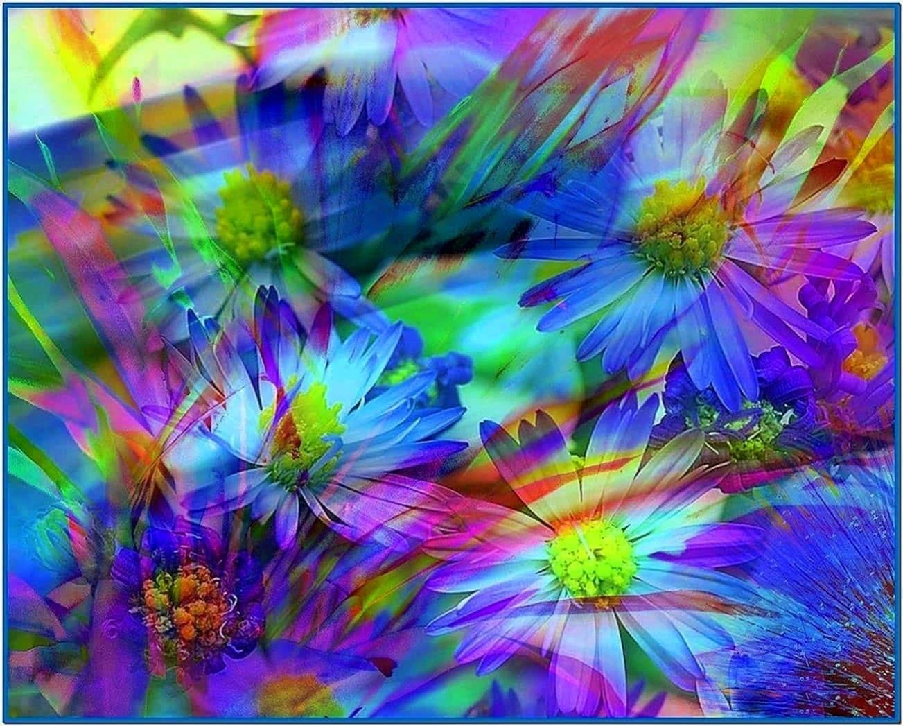 spring flowers screensavers - photo #35