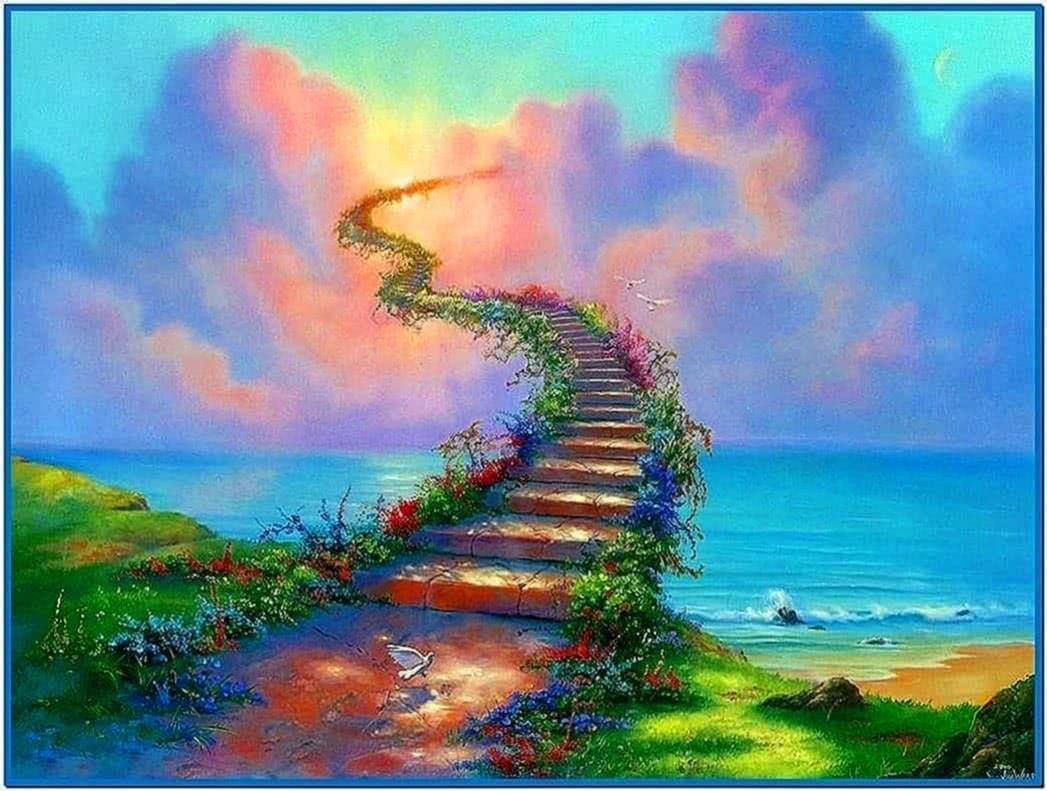 Stairway to Heaven Screensaver