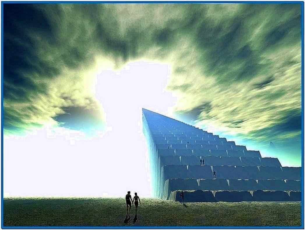 Stairway to Heaven Screensaver