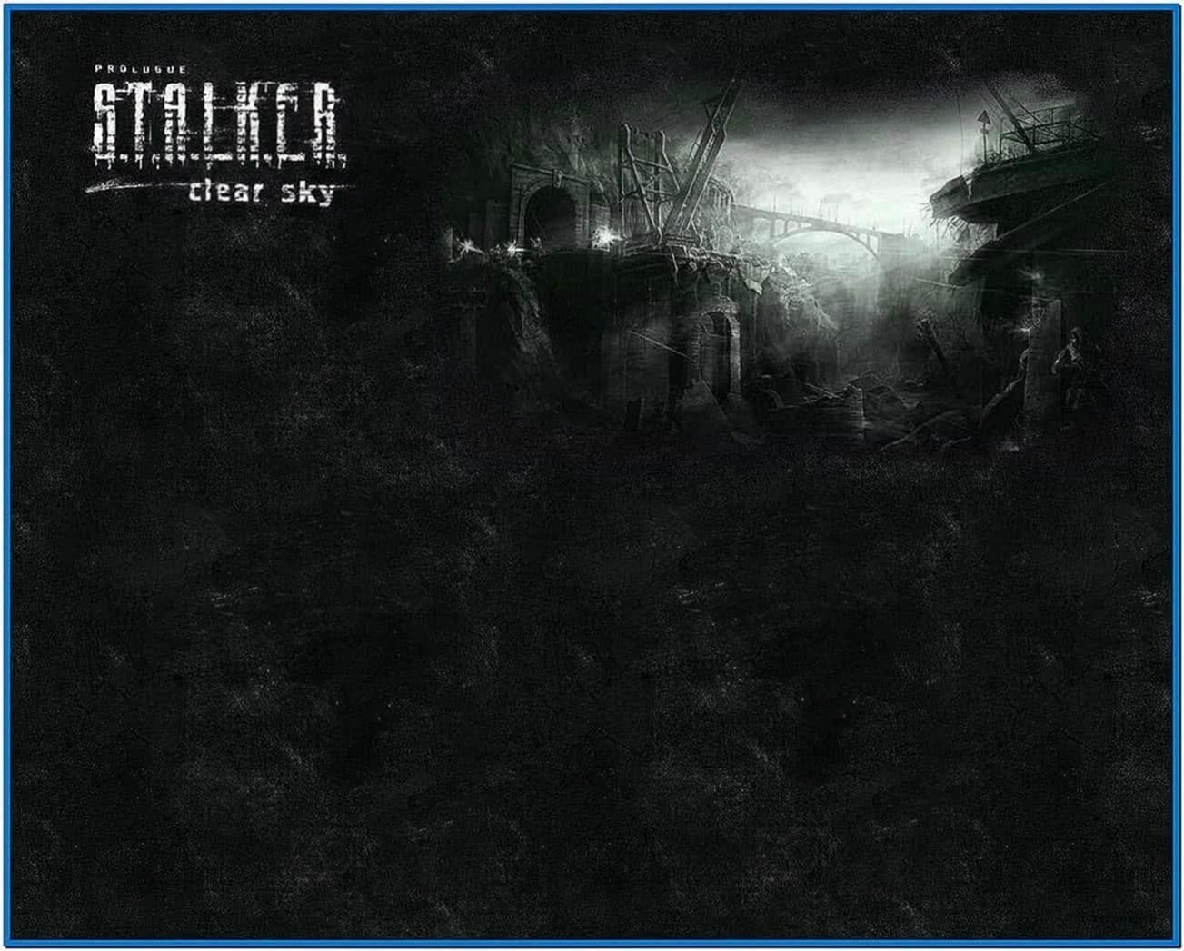 Stalker Clear Sky Screensaver