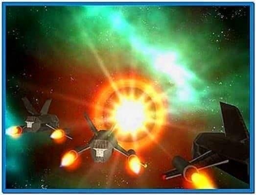 Star wars 3D screensaver 1.3