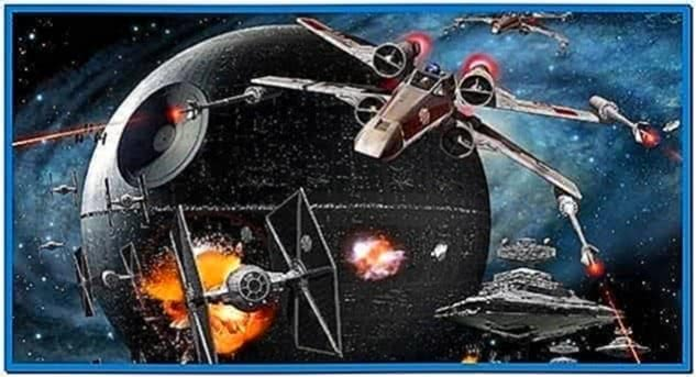 Star wars screensaver animated - Download free: download-screensavers.biz/star-wars-screensaver-animated.html