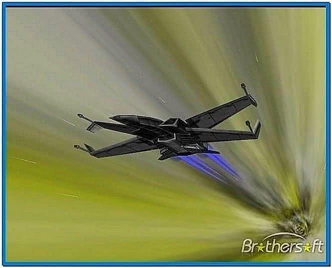 Star Wars Space Battle Screensaver