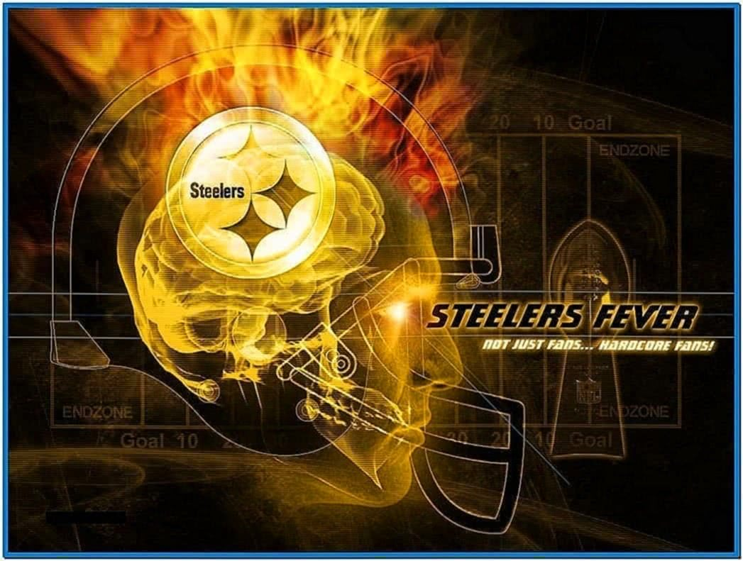 Steelers Screensavers and Wallpaper
