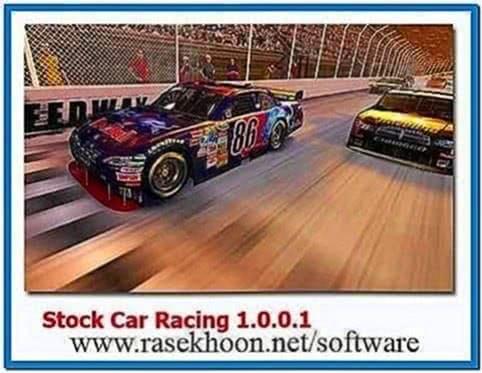 Stock Car Racing 3D Screensaver 1.0.0.1