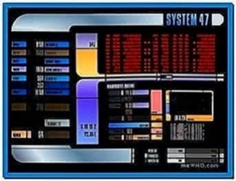 System 47 Screensaver