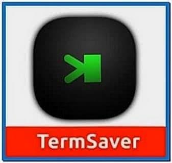 Terminal screensaver ubuntu