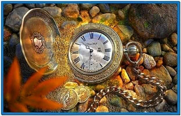 The Lost Watch 3D Screensaver 2.0