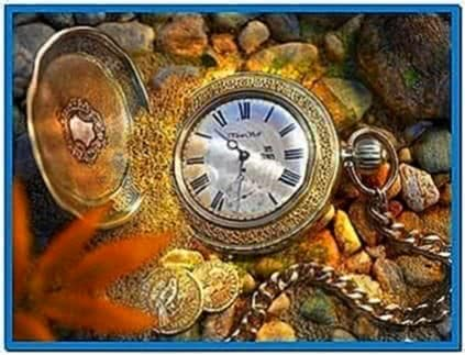 The Lost Watch 3D Screensaver Full