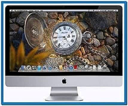The lost watch 3D screensaver Mac