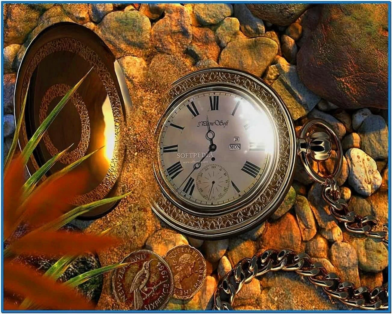 The Lost Watch 3D Screensaver Windows 7