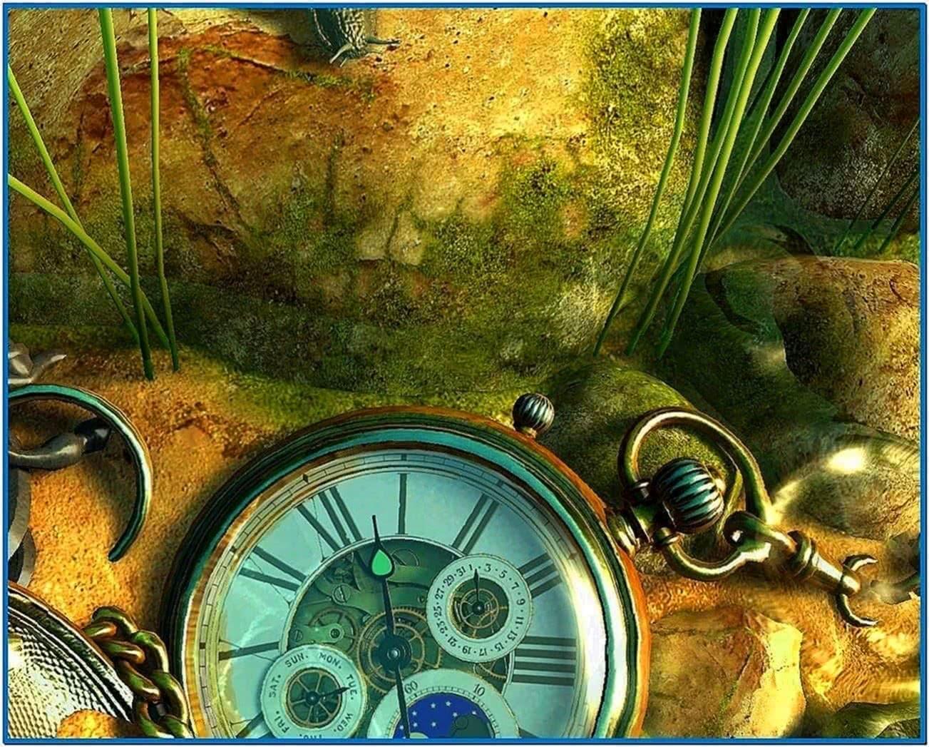 The Lost Watch II 3D Screensaver 1.0.0.3