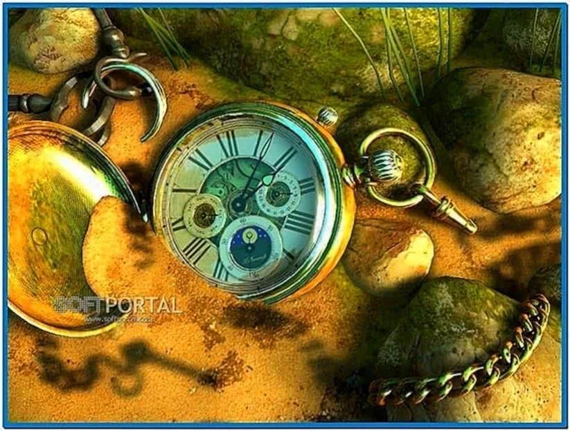 The Lost Watch II 3D Screensaver 1.0.0.4