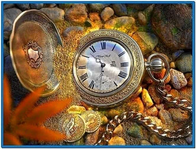 The lost watch ii 3D screensaver 1.1