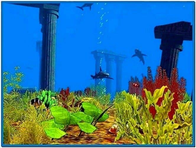 The Rise of Atlantis Screensaver