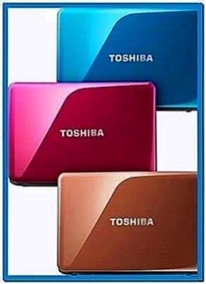 Toshiba speech system screensaver