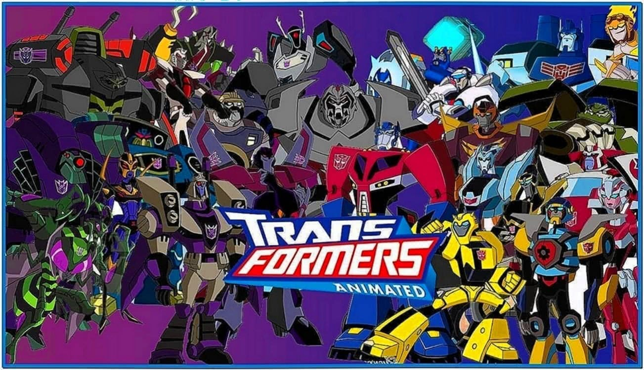 Transformers 2 Animated Screensaver