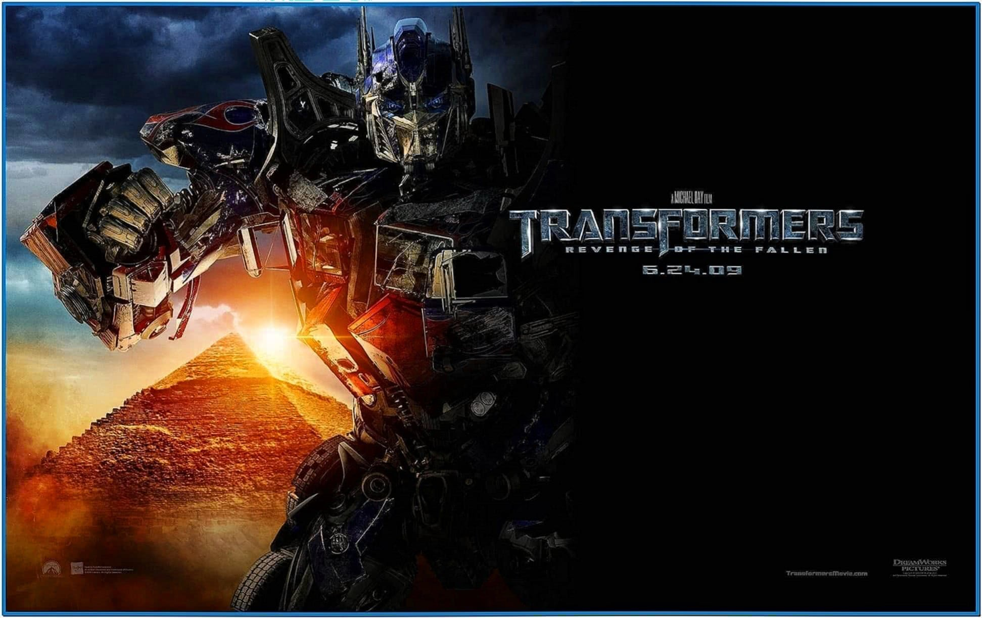 Transformers 2 Revenge of The Fallen Screensaver