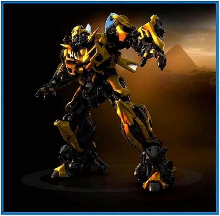 Transformers 3 screensaver