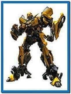 Transformers Bumblebee Screensaver 1.0