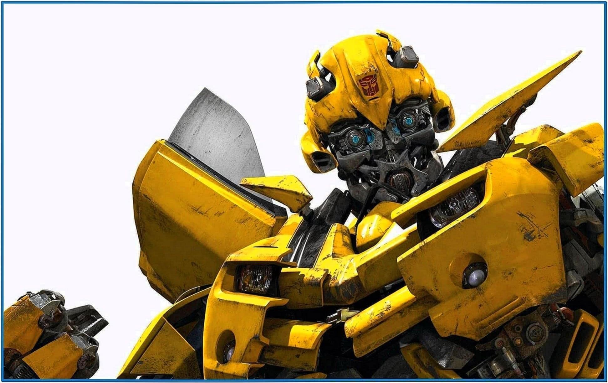 Transformers Bumblebee Screensaver