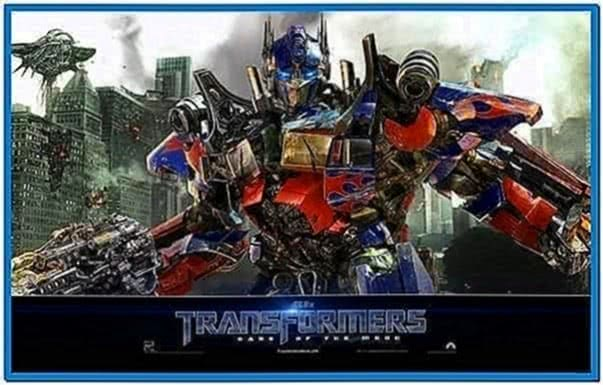 Transformers Movie Screensaver Windows 7