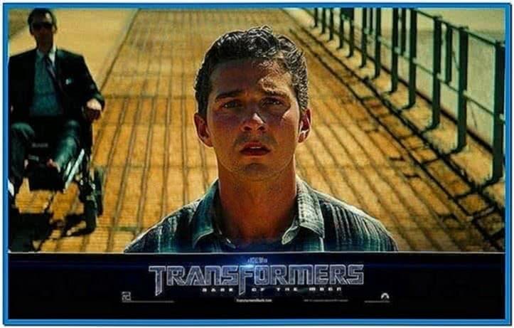 Transformers Movie Stills Screensaver
